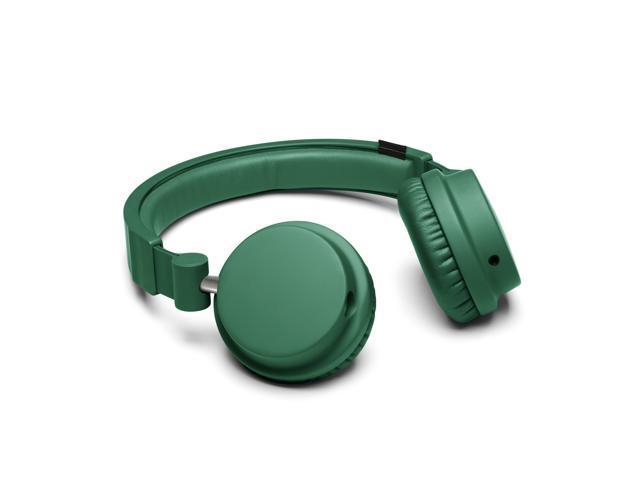Urbanears Zinken DJ Foldable Collapsible Headphones Mic Remote Clover