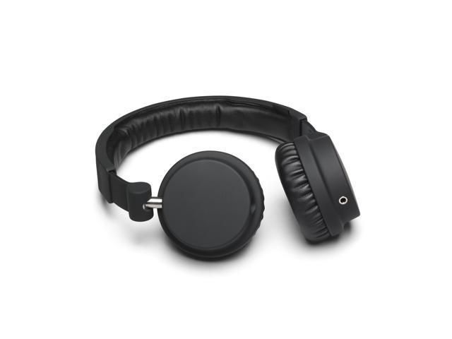 Urbanears Zinken DJ Foldable Collapsible Headphones Mic Remote Black