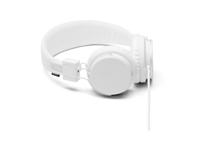 Urbanears Plattan Plus White Headphones iPhone Mic Remote ZoundPlug 4090305