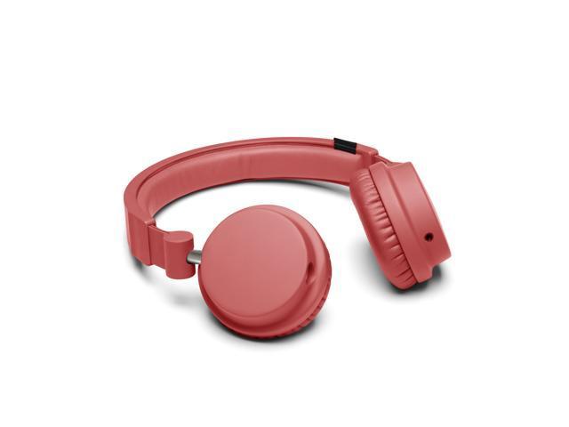 Urbanears Zinken DJ Foldable Collapsible Headphones Mic Remote Coral