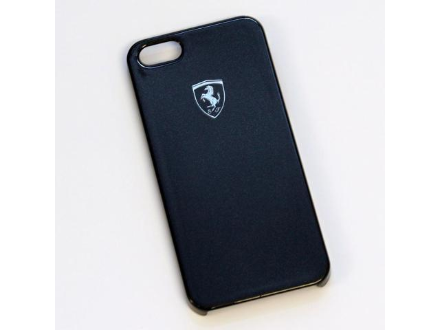 Ferrari iPhone 5 / 5S High Gloss Black Cell Phone Case by CG Mobile FESIHCP5BL