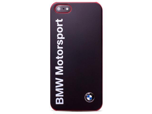 CG Mobile BMW M iPhone 5 / 5S Motorsport Black Hard Case Genuine BMHCP5SPL