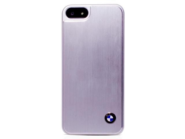 CG Mobile BMW iPhone 5 / 5S Brushed Aluminum Hard Case - Genuine BMHCP5MBS