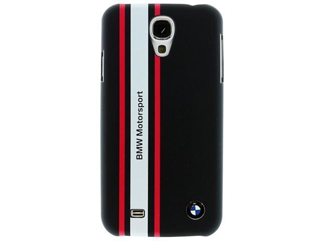 CG Mobile BMW M Galaxy S4 Motorsport Black Hard Case - Genuine BMHCS4SRN