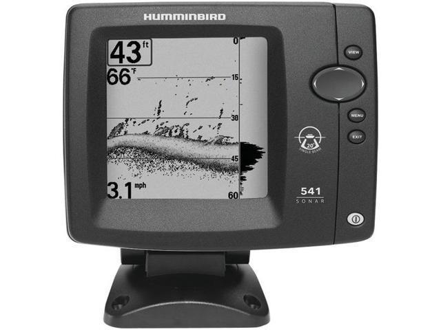 HUMMINBIRD 409700-1 Fishfinder 541