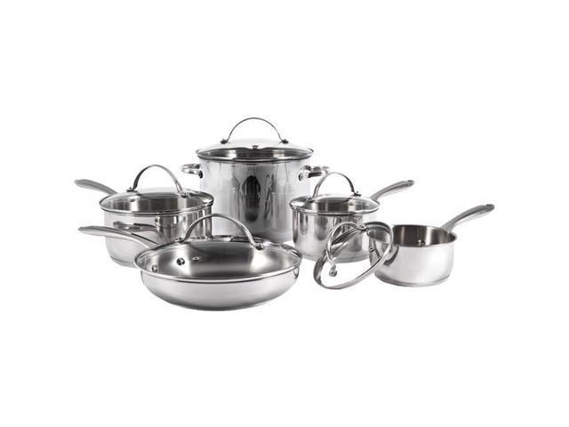STARFRIT 031057-001-0000 Elements 10-Piece Cookware Set
