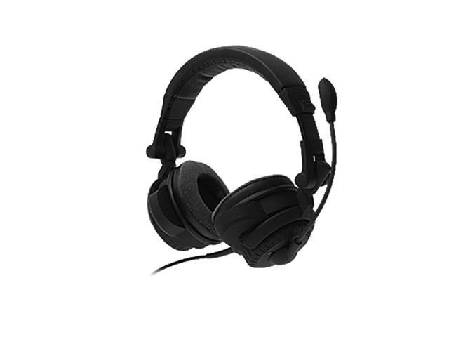5.1 Surround Sound USB Gaming Headphone Headset w/ Mic
