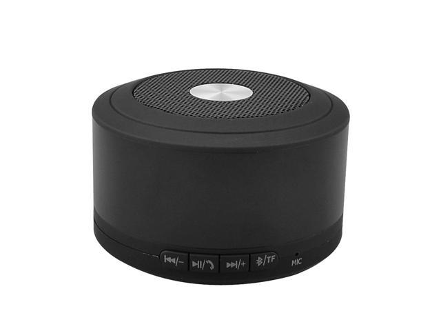 Black Portable Rechargeable Stereo Wireless bluetooth Speaker for TF Card MP3