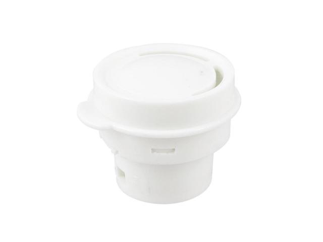 Kitchen Replacement Plastic Electric Cooker Steam Release Valve Vent White