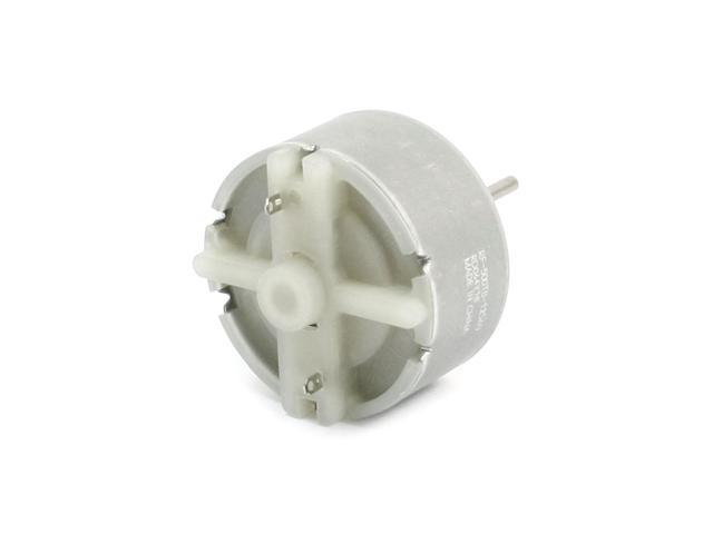 Unique Bargains RF-500TB-12560 2700RPM 0.588N.M DC 6V Miniature Motor for DVD Player