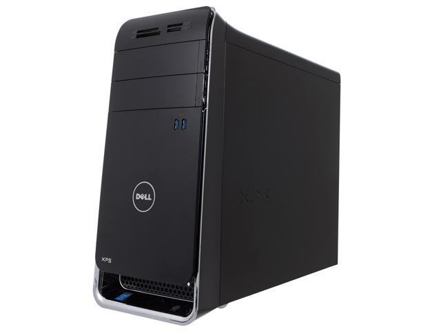 Dell XPS 8700 Desktop PC Intel i7-4790 - 16GB DDR3 - 1TB HDD - GTX745 - Win 7 Pro
