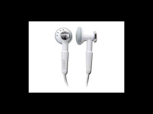 COBY CVE97 Deep bass neck strap stereo earphones (