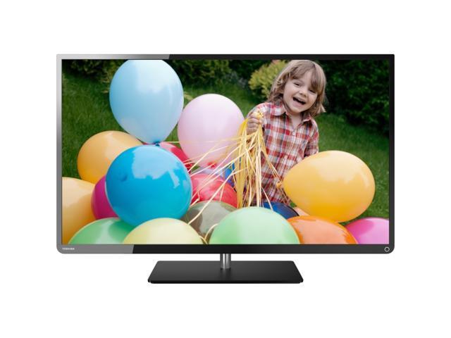 Toshiba 39L1350UB 39 Inch Clearscan 1080p, 120HZ LED, High Gloss Black