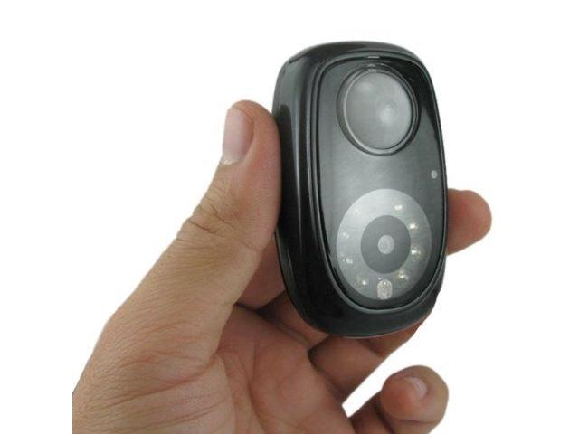 MOTION ACTIVATED MINI SECURITY CAMERA WITH NIGHT VISION AND 10 DAY BATTERY