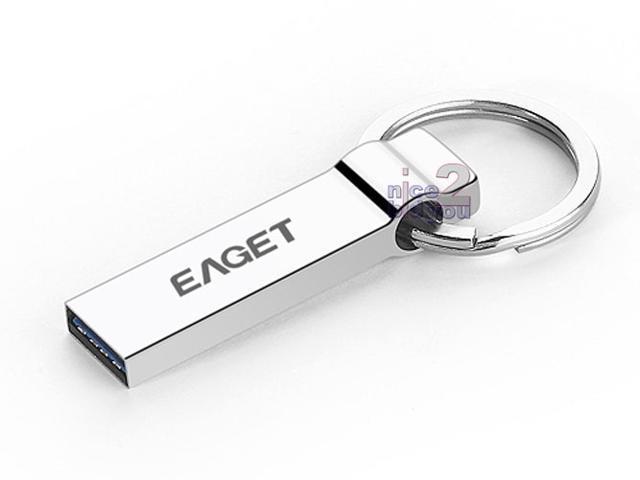 Eaget U90 USB3.0 32GB Keyring Waterproof Flash Drive