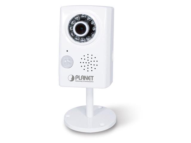 "Planet ICA-1200 Full HD PoE Cube IP Camera  1920 x 1080 pixels 1/2.9"" Sony Exmor Progressive CMOS"