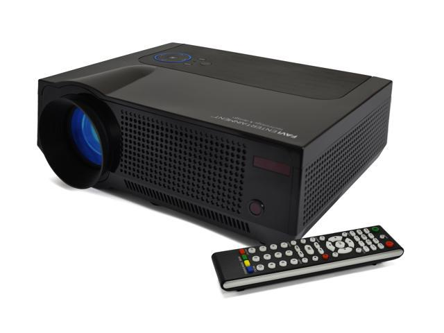 Favi LCD Home Theater Projector with HD Resolution (RioHD-LED-4T)