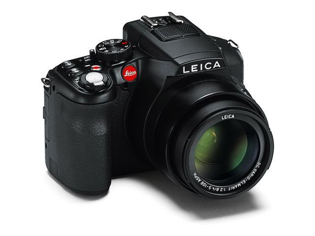 Leica V-LUX 4 Digital Camera 12.7MP Compact System Camera with 3.0-Inch TFT LCD - 18191