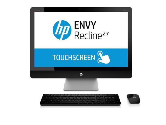 HP ENVY Recline 27-k119 TouchSmart AIO Intel Core i7 27