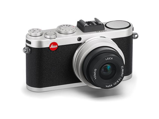 Leica X2 Silver 16.1MP CMOS Sensor Digital Camera - 18452