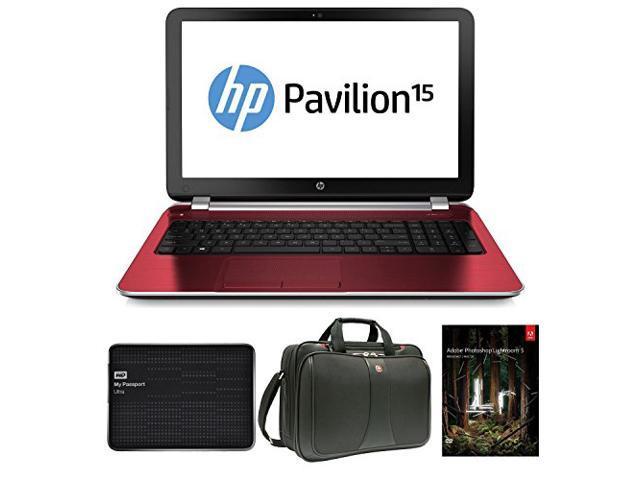HP Pavilion 15-n239nr AMD Quad-Core 1.66GHz/ 8GB RAM/ 1TB HDD/ 15.6