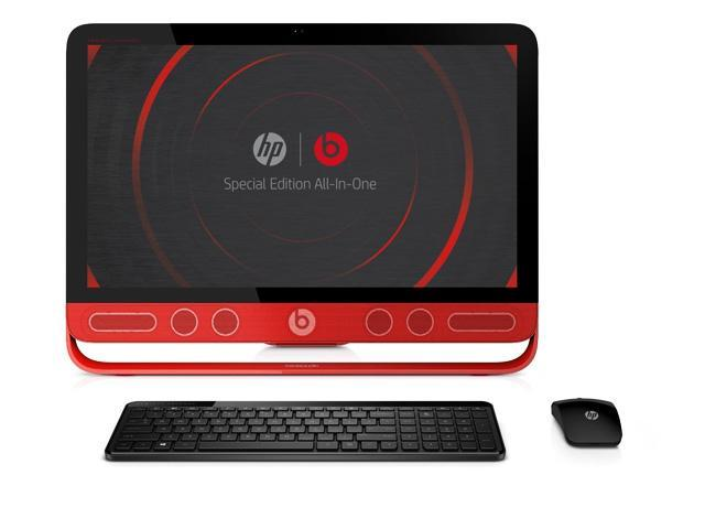 "HP ENVY Beats 23-n012 All-in-One Core i5 23""FHD Touchcreen Desktop PC"
