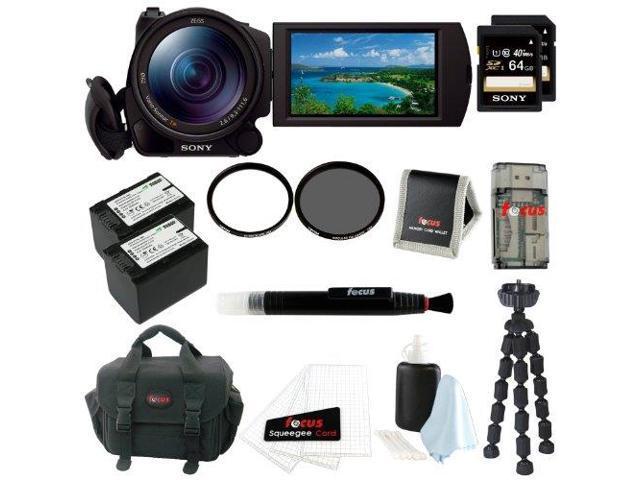 Sony HDRCX900/B HDRCX900B HD Video Camera w/ 1