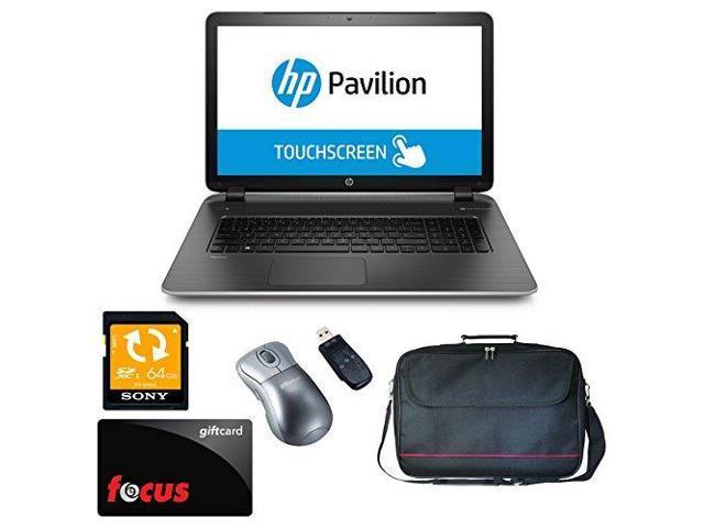 HP Pavilion 17-f080ca AMD A10, 8GB, 1TB HD, DVD, 17.3