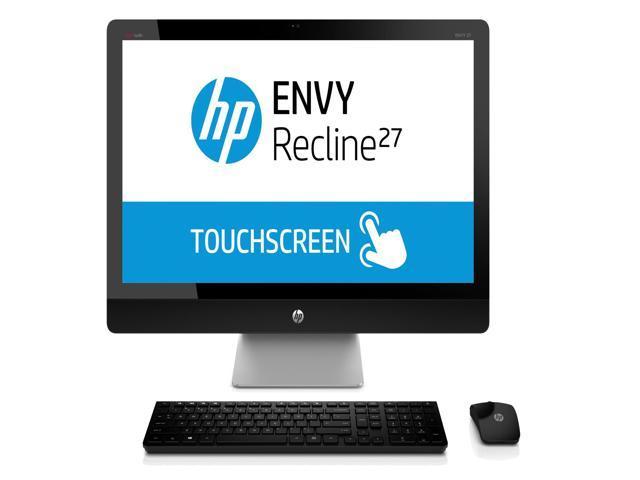 "HP ENVY Recline 27-k350 27"" Full HD TouchSmart Core i5 All-in-One PC"