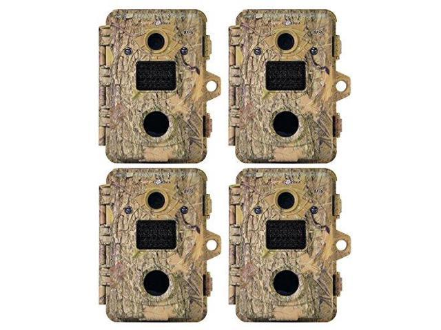 (4) Spypoint BF-6 LED Infrared Digital Trail Game Camera 6MP
