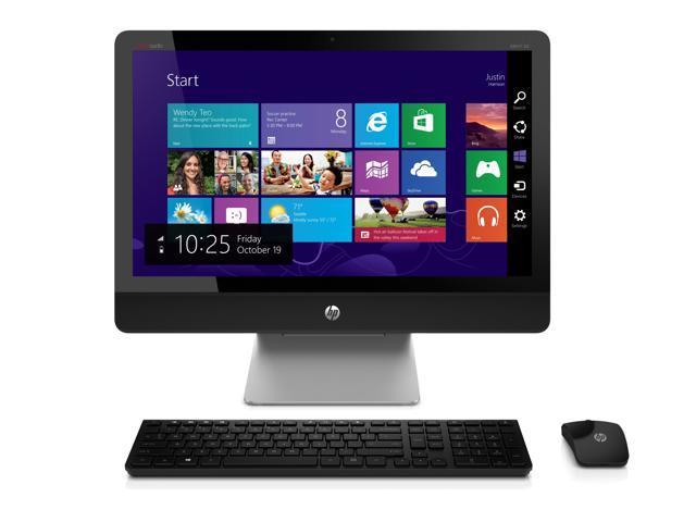 """HP ENVY Recline 23-K310 23"""" Full HD Touchscreen All-in-One Desktop PC"""