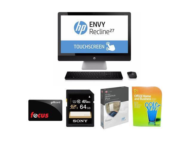 HP ENVY 27-k309 Core i7, 27