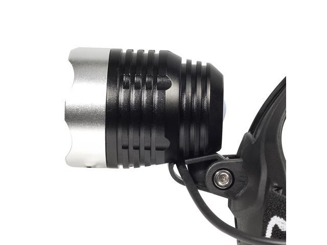 CREE XM-L T6 LED Headlamp/18650 Rechargeable battery/AC 100v-240v 50/60HZ Charger (US Plug)/Car Charger LD143-NE1