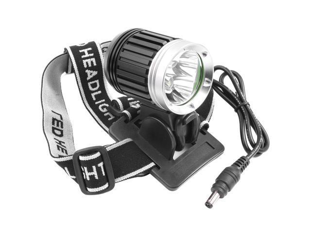 XCSOURCE® DIAMOND WHITE 4000LM CREE XML 3X T6 LED Bike Bicy Headlamp Torch Akkus UK LD213