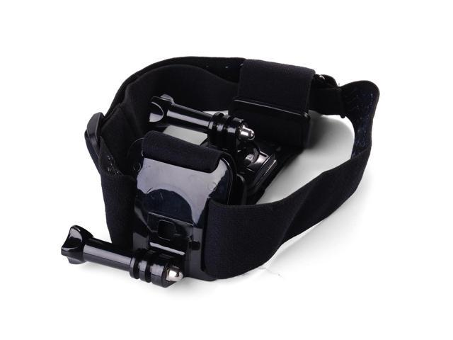 Accessories Head Strap Double 2 Mount Rotating for Gopro Hero 2 3 3+ 4 OS222