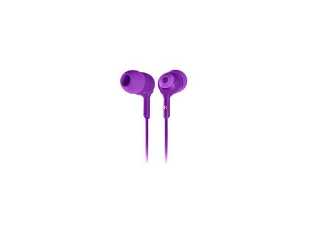 Griffin Purple Caps Earbuds Noise-isolating in-ear headphones