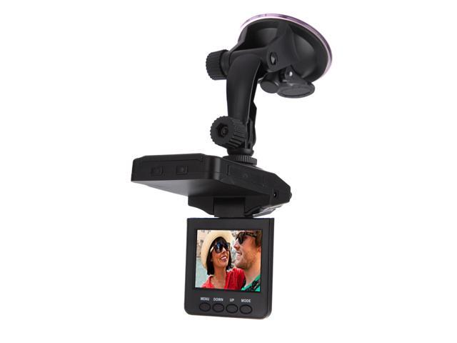 Car 6 IR LED HD Portable DVR Video Recorder Camera 2.5 Inch