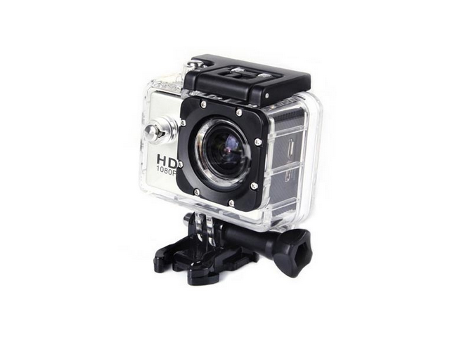 white SJ4000 Waterproof HD 1.5 Inch Car DVR Camera Sport DV Novatek 1080P Sport Video Camera Full HD 1080p Waterproof Helmet Sport Camera DV ...