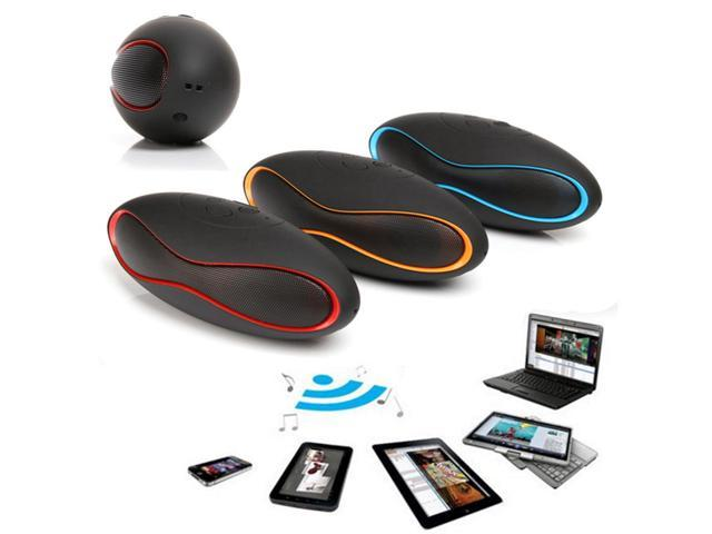 Portable Wireless Stereo Bluetooth Speaker w/ Mic Super Bass for iPhone Samsung