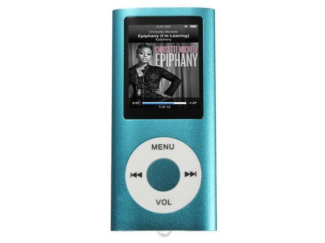 4th 1.8in LCD Digital MP3/MP4 WMA Video FM Radio Player for 2-16GB Micro SD/TF Card WINDOWS 98/ME/2000/XP/VISTA/Win7