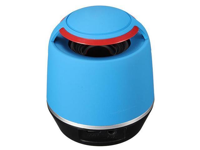 Portable Wireless Bluetooth Super Bass Stereo Handsfree Mini Speaker FM Built-in Batter for iPhone 5S Samsung