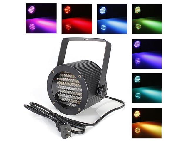 25W 86 RGB LED Stage Light DMX-512 Lighting Laser Projector Party DJ KTV Disco