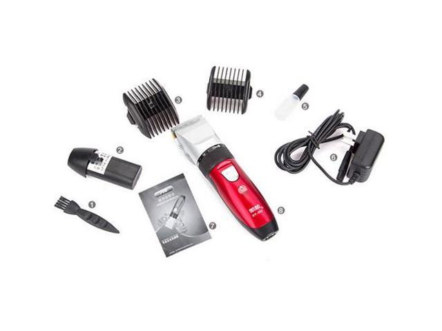 Cordless Men Kids Electric Rechargeable Clipper Hair Beard Cut Shaver Trimmer