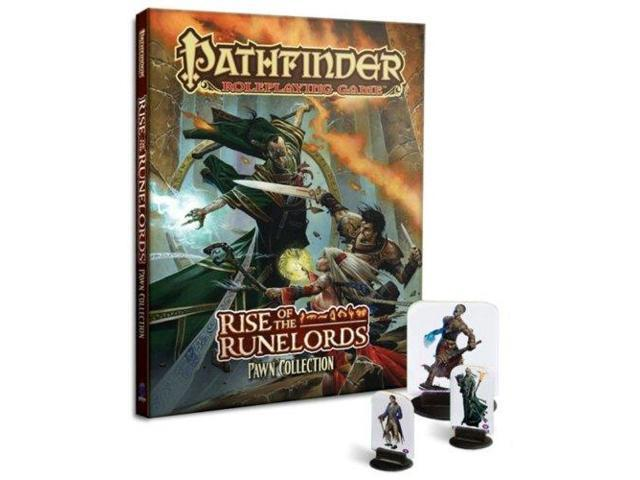PAIZO PUBLISHING, LLC Pathfinder Roleplaying Game: Rise of the Runelords Adventure Path Pawn Collection