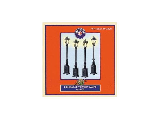 Lionel 6-24156 Lionelville Street Lamps LNLU2156
