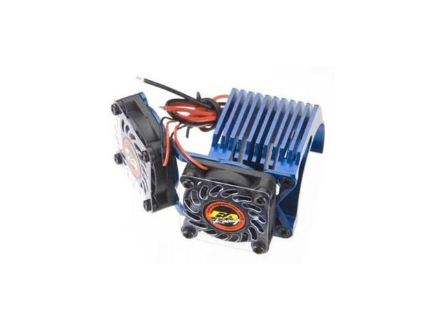 2961BLUE Twin Motor Cooling Fan + Heatsink 540/550 INTC2448