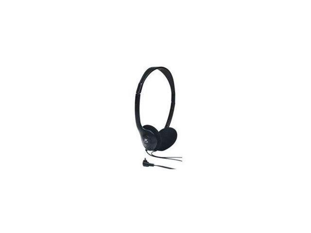 MOBILESPEC Lightweight Stereo Open Air Headphones with 3.5mm Plug for iPods/MP3/CD Players MS2704A