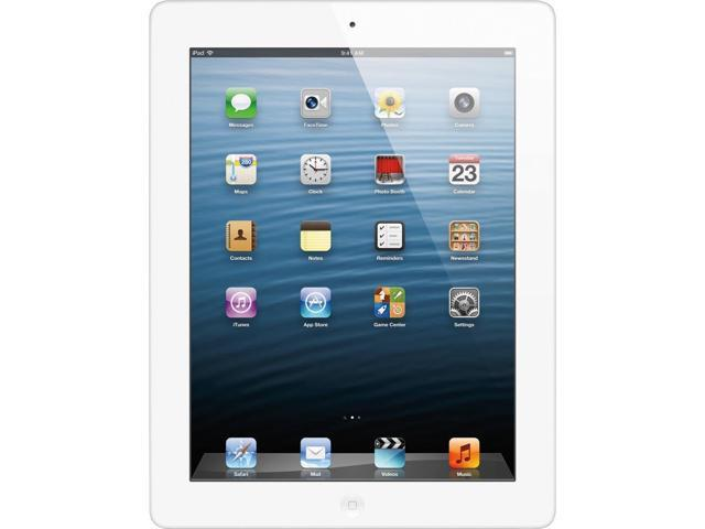 Apple iPad 2 MC983LL/A Tablet (32GB, Wifi + AT&T 3G, White) 2nd Generation
