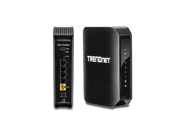 Wireless N600 Dual Band Router