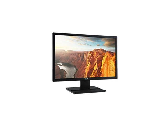 V226Wl Bd 22 Inch Widescreen 100,000,000:1 5Ms Vga/Dvi Led Lcd Monitor (Black)